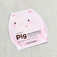 TONYMOLY Pure Farm Pig Collagen Hydrogel Mask