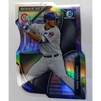 2015 Bowman Chrome KRIS BRYANT Series Next Die-cuts Refractor SN-KB MINT