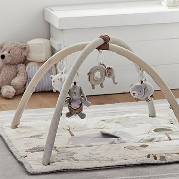 Animal Friends Classic Activity Gym | Pottery Barn Kids