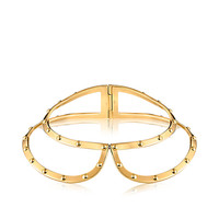 Products by Louis Vuitton: Lock Me Frame Collar