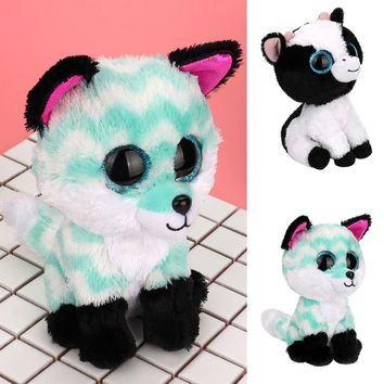 Big Eyes Plush Animals Doll Babies Stuffed Soft Toy