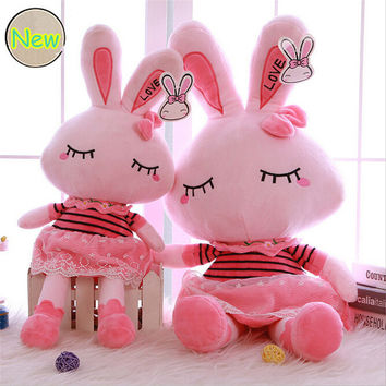 35cm Funko Pop Love Rabbit Doll Plush Toy Lovely Fashion Anime Dolls Stuffed Toys for Child Baby Toys Gift Pokemon Gundam