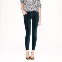 Toothpick jean in velvet - pants - Women's new arrivals - J.Crew