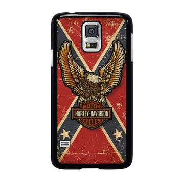 HARLEY DAVIDSON CONFEDERATE STATE Samsung Galaxy S5 Case Cover