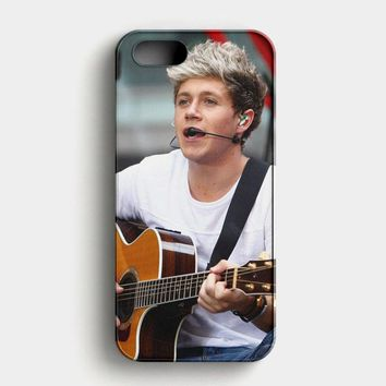 Niall Horan Collage One Direction iPhone SE Case