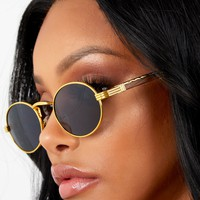 Scorpion Sunglasses Deep Gold