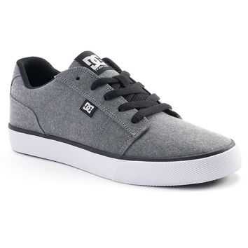 DC Shoe Co FYX TX SE Men's Skate Shoes (Black)