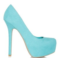 JustFab - Laurence - Teal
