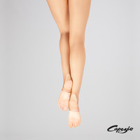 Capezio Ultra Shimmery™ Stirrup Children's Tights