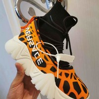 Versace Women Fashion Casual Running Sport Shoes Sneakers Slipper Sandals High Heels Shoes