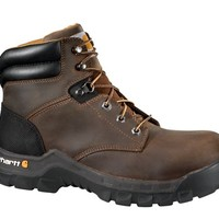 6 Inch Brown Rugged Flex Work Boot