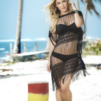 Cozumel  Beach Dress & Cover Up