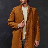 CPO Fishtail MC Trench Coat