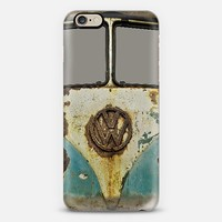 Rusty VW iPhone 6 case by Alice Gosling | Casetify