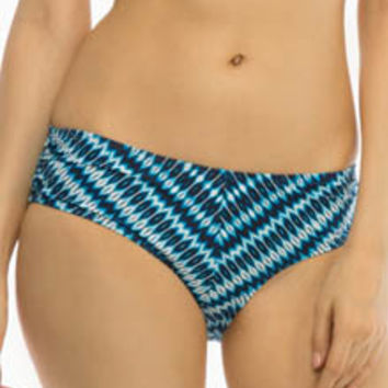 Coco Reef U59702 Wonderland Geo Side Shirred Swim Bottom
