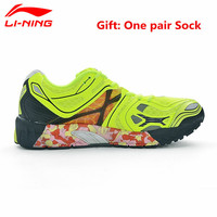 Li-Ning Outdoor Mens Running Shoes Lining Summer Breathable Gym Man Sneakers Sports Cushioning Jogging Walking Male Shoe ARGJ001