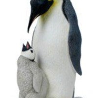 Home Decor | King Penguin Sculpture