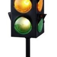 Traffic Light Lamp (Discontinued by Manufacturer)