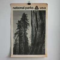 National Parks USA Poster