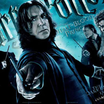 Harry Potter and the Half-Blood Prince 11x17 TV Poster (2009)