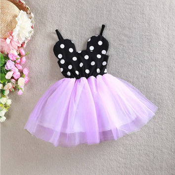 Shop Minnie Mouse Birthday Dress on Wanelo