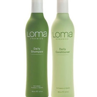 Daily Shampoo and Conditioner 12oz (DUO PACK) by LOMA ®