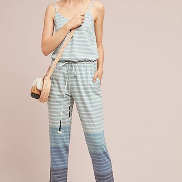 Kavi Striped Jumpsuit