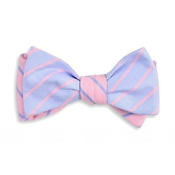 Seaside Reversible Bow Tie by High Cotton