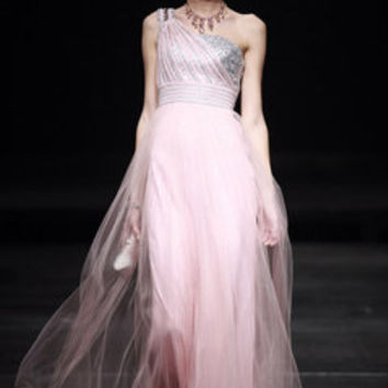 Light Pink Fairy Gown