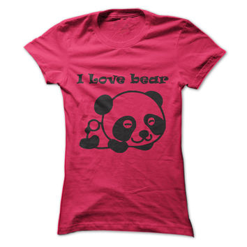 Love bear for ladies