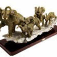 Statue | Parade of Pachyderms