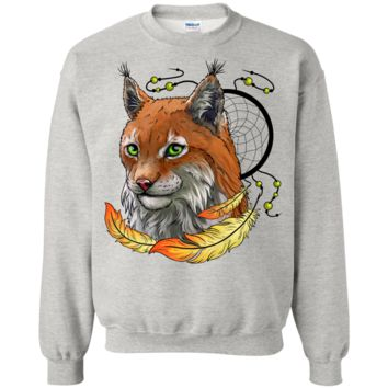 indian lynx sweatshirt T-Shirt