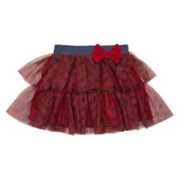 Disney® Minnie Mouse Infant Toddler Girls' Tutu Skirt