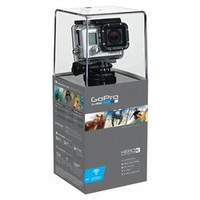 Academy - GoPro HD Hero 3 Silver Edition Camcorder