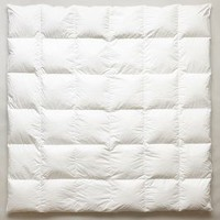 Hypoallergenic Down Alternative Duvet Insert in White