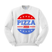 Pizza 2016 Crewneck Sweatshirt