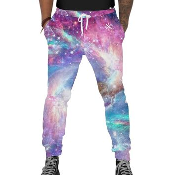 Iridescent Universe Joggers