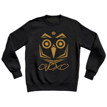 OVOXO OWL CREWNECK SWEATSHIRT (LTD) [SOLD OUT]