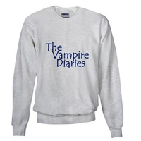 The Vampire Diaries TV Show Sweatshirt by provokesthought