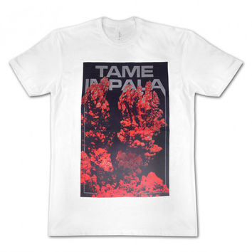 Smoke on White T-shirt - All Products