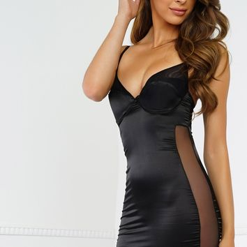 Malta Dress - Black