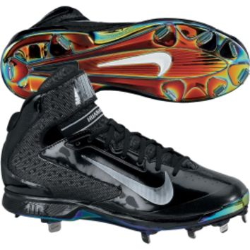 Nike Men's Huarache Pro Mid Metal Baseball Cleat