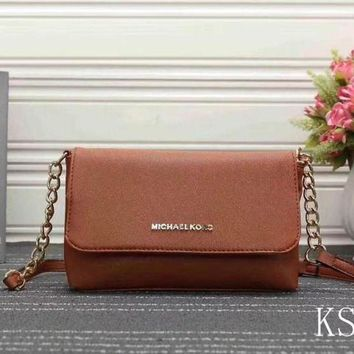 Michael Kors New Fashion Women Leather Satchel Shoulder Bag Crossbody