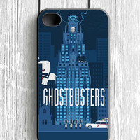 Ghostbuster Movie iPhone 4S Case