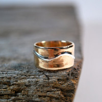 Mens Wedding Band - Mens Wedding Ring - Mens Gold Wedding Band - Mens Gold Wedding Ring - Mens Rings