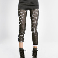 D1R-Demobaza-Women's Leggings Sun Power : Ceiba SF