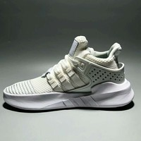 ADIDAS EQT BASK ADV 2018 summer new style men's sports shoes F-CSXY white