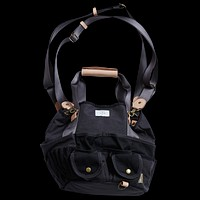 Circle Camp Bag, Black