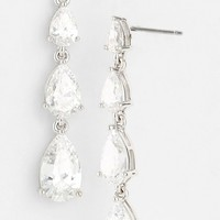 Women's Nadri Linear Earrings