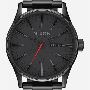 Star Wars X Nixon Darth Vader Sentry Ss Watch Vader Black One Size For Men 26773710001